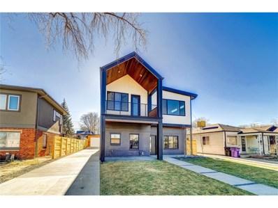 3730 W Alice Place, Denver, CO 80211 - MLS#: 3499046