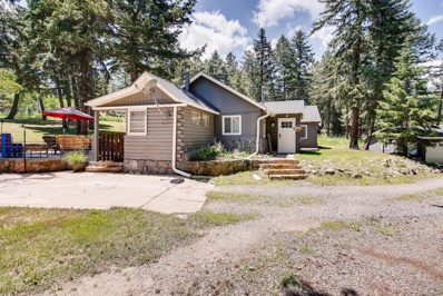 8831 S Blue Creek Road, Evergreen, CO 80439 - #: 3505661