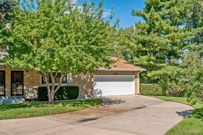 387 Upham Street, Lakewood, CO 80226 - #: 3506280