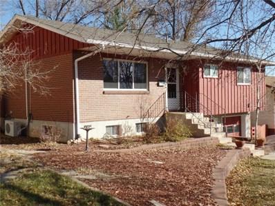 1943 Wynkoop Drive, Colorado Springs, CO 80909 - MLS#: 3508648