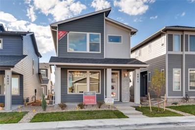 6815 Canosa Street, Denver, CO 80221 - MLS#: 3509113