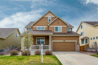 3623 Desert Ridge Place, Castle Rock, CO 80108 - MLS#: 3510273