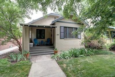408 N Franklin Street, Denver, CO 80218 - #: 3516272