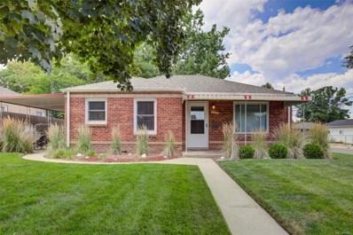 4695 Osceola Street, Denver, CO 80212 - #: 3518802