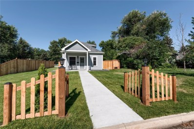 531 Stover Street, Fort Collins, CO 80524 - MLS#: 3521741