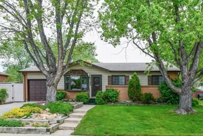 6732 Kipling Street, Arvada, CO 80004 - MLS#: 3523522