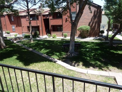 11915 E Harvard Avenue UNIT 207, Aurora, CO 80014 - MLS#: 3524834
