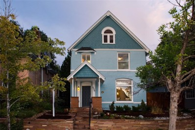 536 Clarkson Street, Denver, CO 80218 - #: 3526060