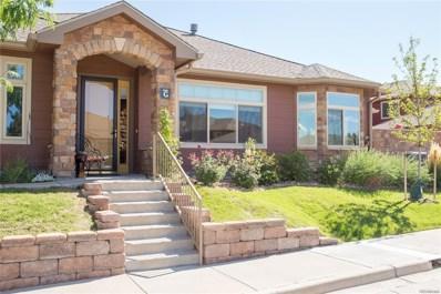 8566 Gold Peak Drive UNIT G, Highlands Ranch, CO 80130 - MLS#: 3526122