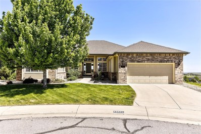 12441 Topaz Vista Way, Castle Pines, CO 80108 - MLS#: 3528517