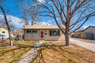 1630 S Wolcott Court, Denver, CO 80219 - MLS#: 3529697