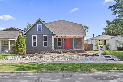 4920 Perry Street, Denver, CO 80212 - #: 3530647