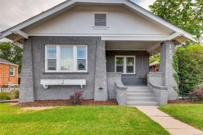 721 S Grant Street, Denver, CO 80209 - #: 3535640