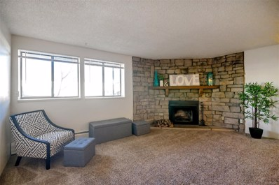 381 S Ames Street UNIT F105, Lakewood, CO 80226 - MLS#: 3536135