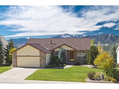 15825 Holbein Drive, Colorado Springs, CO 80921 - MLS#: 3536437