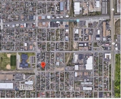 3901 Adams Street, Denver, CO 80205 - MLS#: 3536578