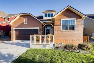 3645 Desert Ridge Place, Castle Rock, CO 80108 - MLS#: 3539780