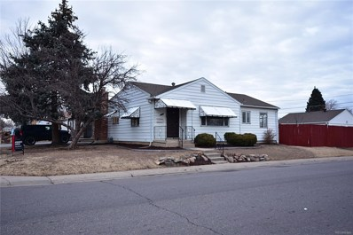 4951 W Wyoming Place, Denver, CO 80219 - MLS#: 3541105