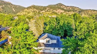 835 8th Street, Boulder, CO 80302 - MLS#: 3542939