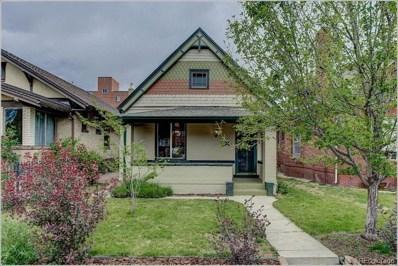 17 N Sherman Street, Denver, CO 80203 - #: 3546563