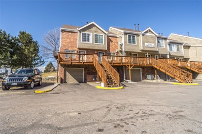 17102 E Baltic Drive UNIT A, Aurora, CO 80013 - MLS#: 3552400