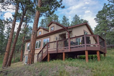 4489 Blue Spruce Road, Evergreen, CO 80439 - #: 3553029