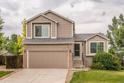 4375 E Andover Avenue, Castle Rock, CO 80104 - MLS#: 3553200