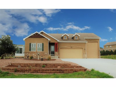 1825 Old Antlers Way, Monument, CO 80132 - MLS#: 3556426