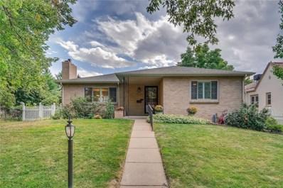 5020 W 33rd Avenue, Denver, CO 80212 - MLS#: 3558436