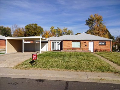 1031 E 91st Avenue, Thornton, CO 80229 - MLS#: 3558587