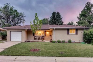 1671 S Grape Street, Denver, CO 80222 - MLS#: 3565616
