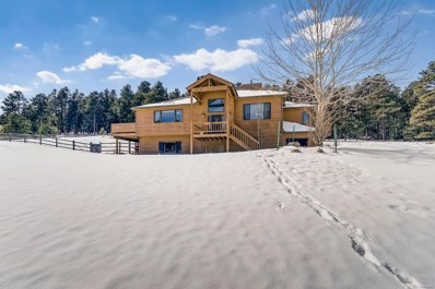 9104 Armadillo Trail, Evergreen, CO 80439 - #: 3567616