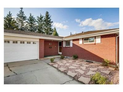 1675 S Balsam Street, Lakewood, CO 80232 - MLS#: 3570429