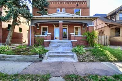 308 S Lincoln Street, Denver, CO 80209 - MLS#: 3571738