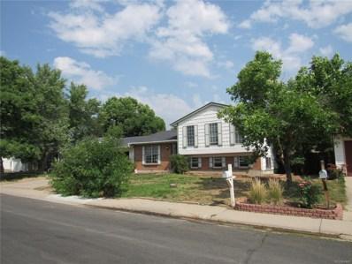 2707 W 101st Place, Denver, CO 80260 - MLS#: 3575827