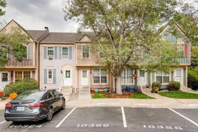 10326 W Dartmouth Avenue, Lakewood, CO 80227 - #: 3577164