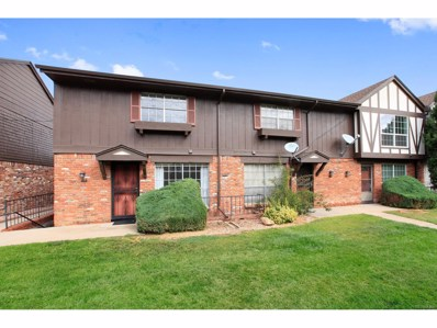 3825 S Monaco Parkway UNIT 125, Denver, CO 80237 - MLS#: 3582279
