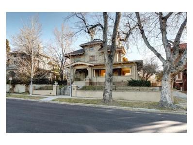 740 N High Street, Denver, CO 80218 - #: 3583776