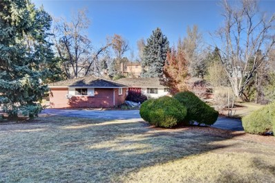 4677 W Wagon Trail Road, Littleton, CO 80123 - #: 3584574