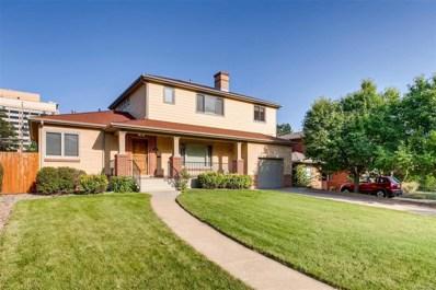 1424 S Garfield Street, Denver, CO 80210 - MLS#: 3584951