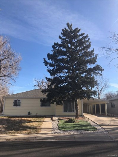 1280 Worchester Street, Aurora, CO 80011 - MLS#: 3586047