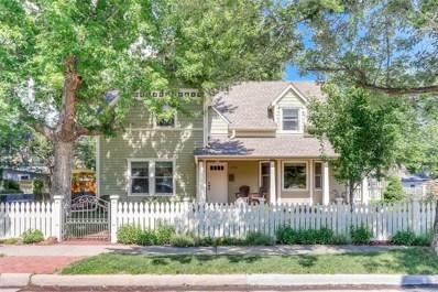 2260 22nd Street, Boulder, CO 80302 - MLS#: 3586817