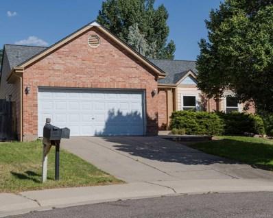 1500 S Laredo Street, Aurora, CO 80017 - MLS#: 3590047