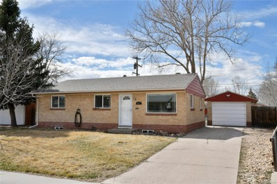 827 S 3rd Avenue, Brighton, CO 80601 - MLS#: 3591828
