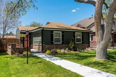 1673 S Monroe Street, Denver, CO 80210 - MLS#: 3593510