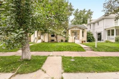 421 N Ogden Street, Denver, CO 80218 - #: 3594180