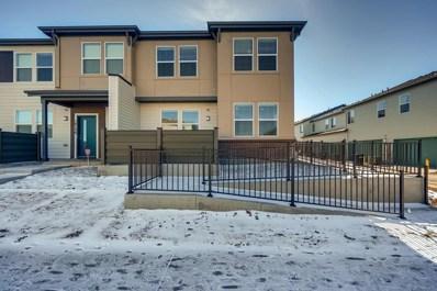 16146 E Warner Drive UNIT 1, Denver, CO 80239 - #: 3596848