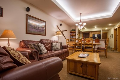 2720 Eagleridge Drive UNIT 102, Steamboat Springs, CO 80487 - #: 3600739