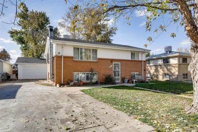2607 Worchester Street, Aurora, CO 80011 - MLS#: 3604569