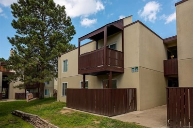 9995 E Harvard Avenue UNIT 208, Denver, CO 80231 - MLS#: 3604998